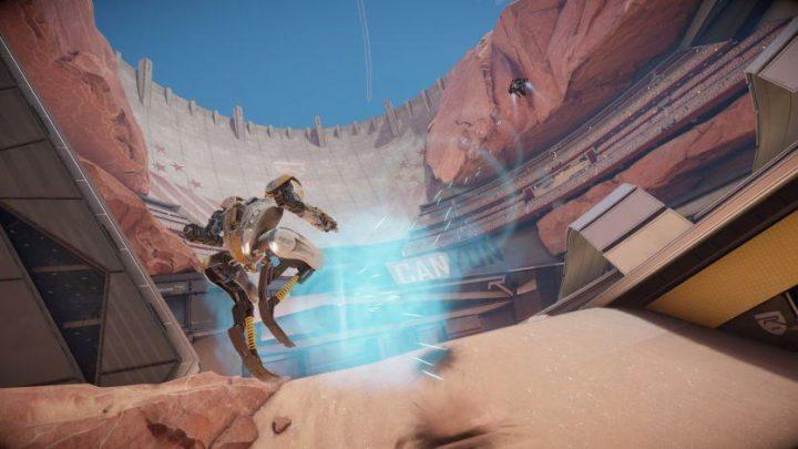 PS VR:巨大ロボットアクション『RIGS』にはシングルプレイやチャレンジモードも搭載、発売日は2016年10月13日