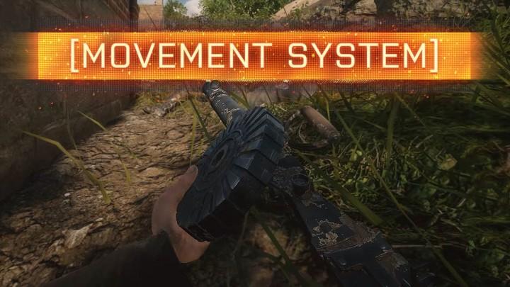 BF1:移動システムは『BF3』寄りに、壁の高速乗り越えやスライディング追加