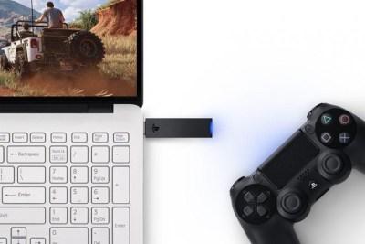 """PCで""""DUALSHOCK 4""""が使える公式USB無線アダプター、9月6日発売"""