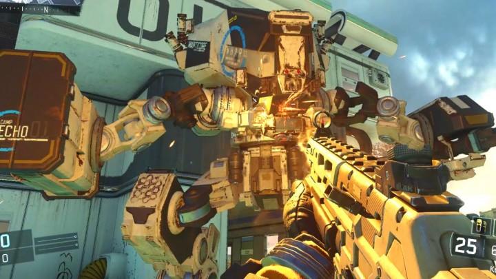 """CoD:BO3:第4弾DLC""""Salvation""""のマルチプレイ映像が多数公開、ロボットに搭乗も可能"""