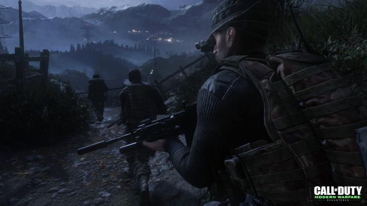 『Call of Duty: Modern Warfare Remastered(コール オブ デューティ モダン・ウォーフェア リマスタード)』 CoD:MWR