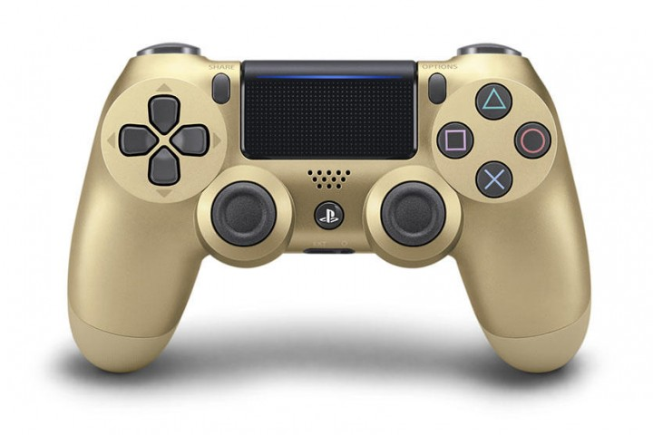 新DUALSHOCK 4の新色、「ゴールド」「シルバー」が12月15日より数量限定で発売