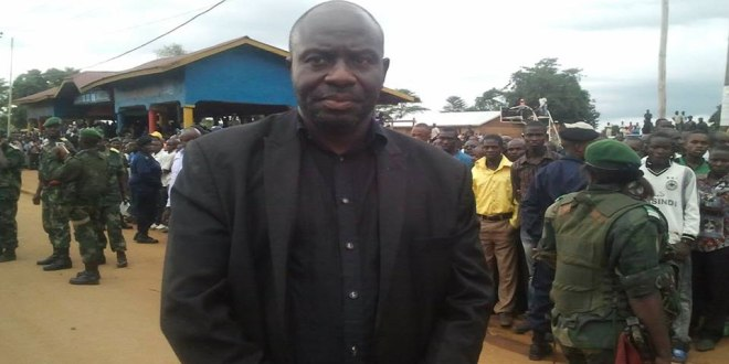 RDC : Incursion des ADF à Beni