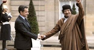 France : SARKO, les millions de Kadhafi refont surface