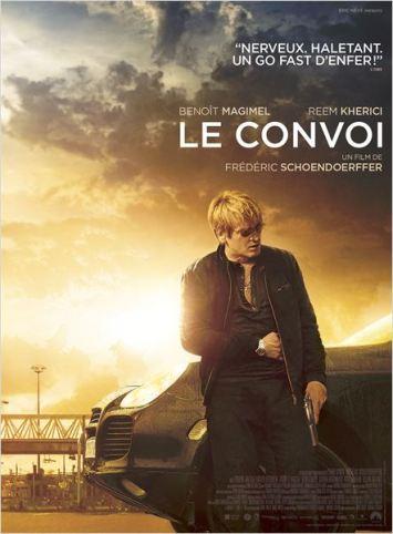 Le Convoi : Affiche