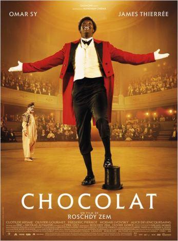 Chocolat : Affiche