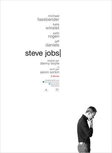 Steve Jobs : Affiche