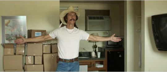 Dallas Buyers Club : Photo Matthew McConaughey