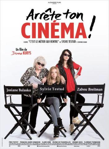 Arrête ton cinéma ! : Affiche