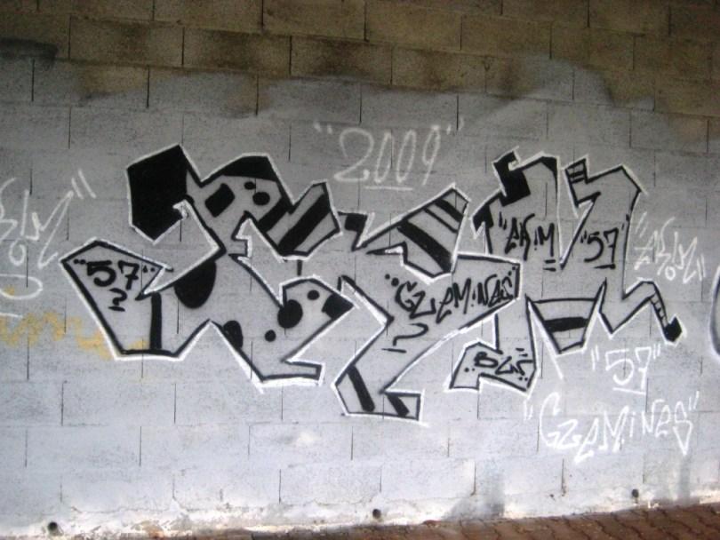 sarreguemines 26.11.2012-graffiti EKM (1)
