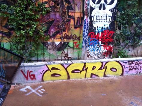Marseille_graffiti_Acro, Brume, PM