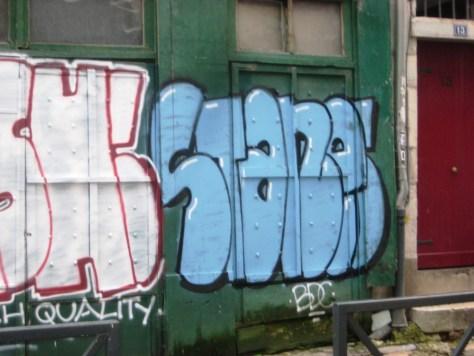 graffiti - besancon janvier 2013 - Cash, Stane (2)