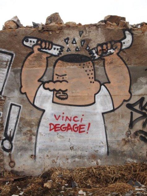 non c'est non - vinci degage-graffiti-france-soutien-ZAD (1)