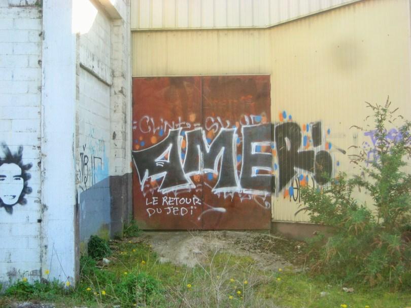 Amer - graffiti - besancon, 04.2014