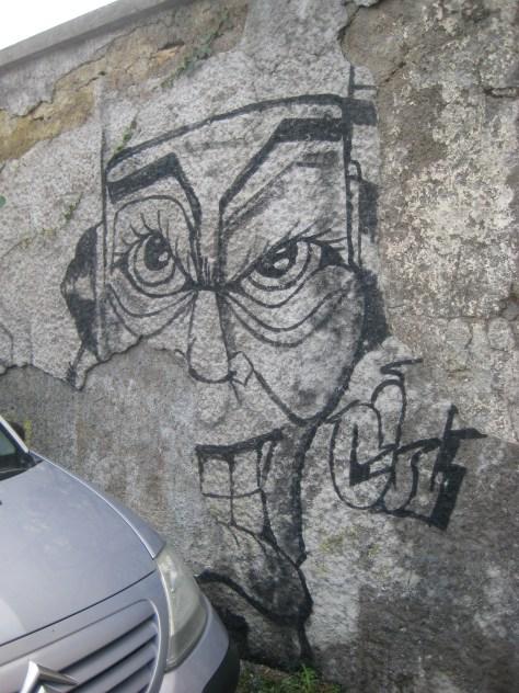 Belfort- mars 2014 graffiti