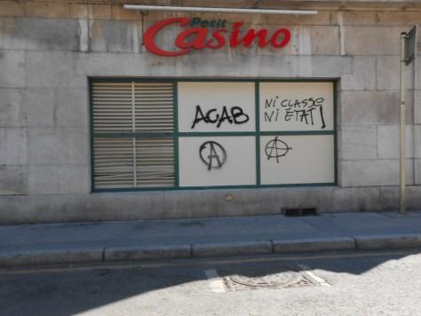 15.06.2014 - besancon - tag-ACAB ni classe ni etat