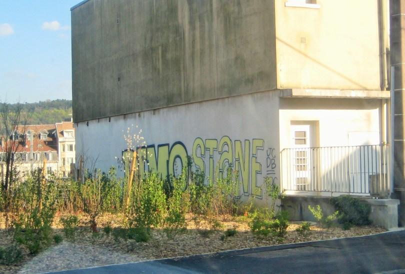 Demo, Stane - graffiti- besancon, avril 2014 (2)
