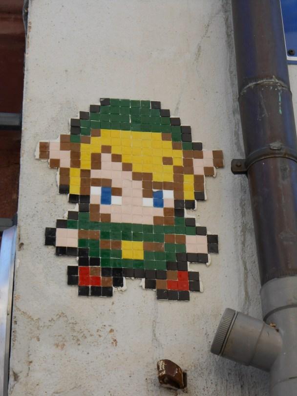 strasbourg - 03.07.14 - mosaique - zelda - streetart (2)