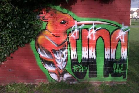 newbury-graffiti, 2014