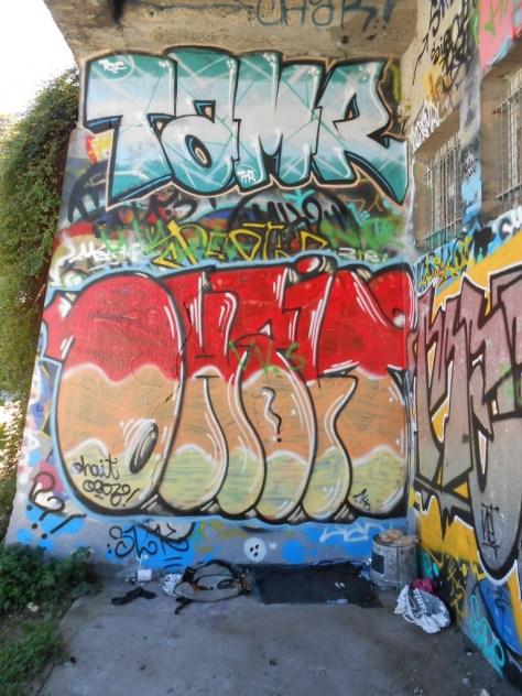 besancon TAMR, OHAIT - graffiti - sept 2014