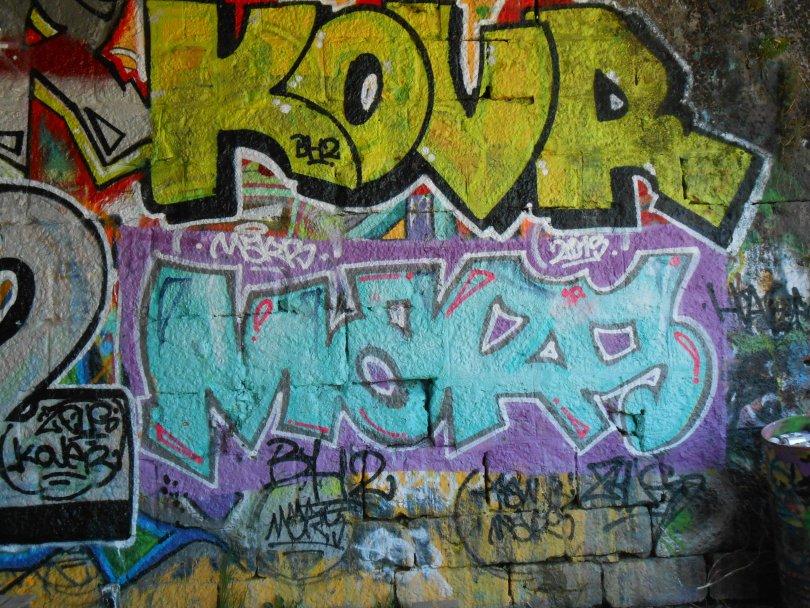 besancon graffiti avril 2015 Ramor, BH2, KovR, Mars (5)