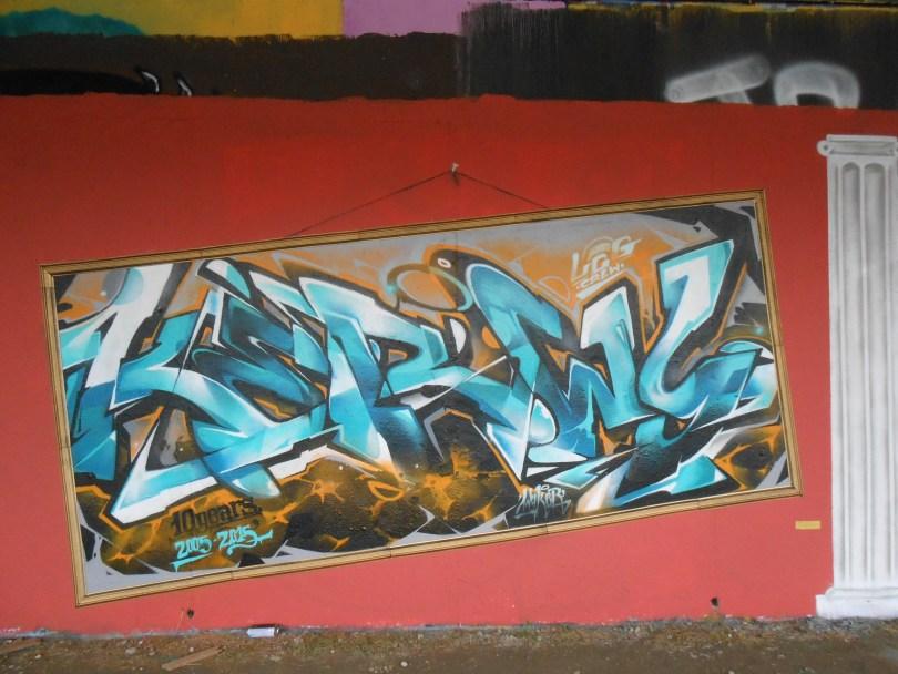 WYKER - graffiti 05.2015 besancon LCG