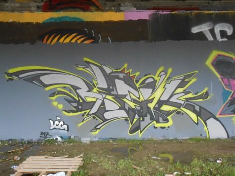 besancon avril 2015 BASIK graffiti