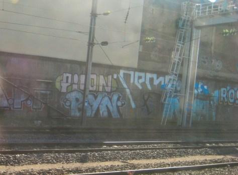 APF, Pilon, Byn,Na... Graffiti Nancy 2015