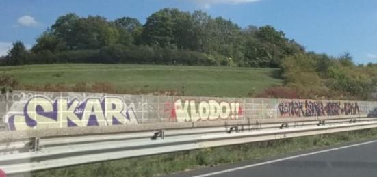 skar, klodo - graffiti- lorraine sept.2015