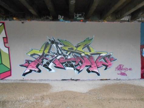 besancon graffiti 2016 WASK