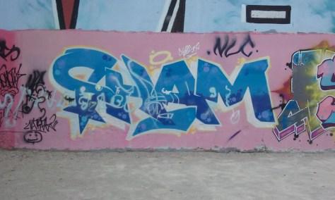 sham - graffiti - besancon 2016