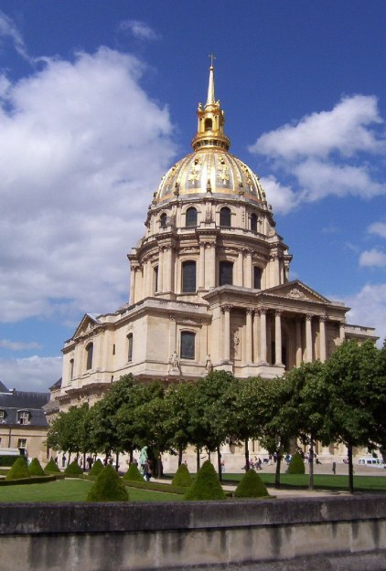 Hotel de Invalides 2 - Paris - France