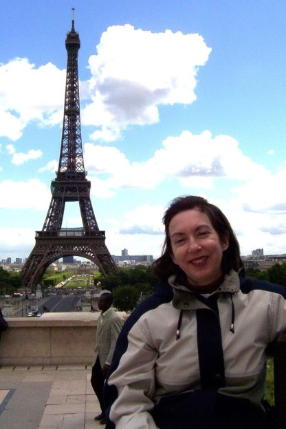 The Eiffel Tower - Jean - Paris - France