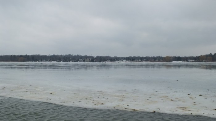 Frenchman's Bay - winter - Pickering - Ontario