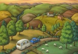 Paul Horton - The Open Road