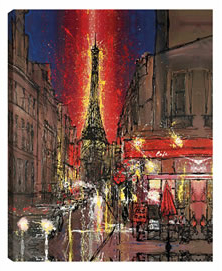 Paul Kenton La Tour Eiffel