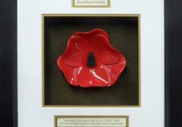 Royal-Hores-Artillary-Ceramic-Framed-Poppy