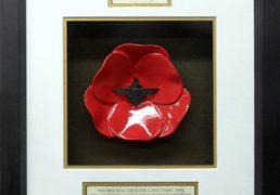 The-Parachute-Regiment-Ceramic-Framed-Poppy