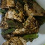 Bocconcini di pollo sesamo e aceto