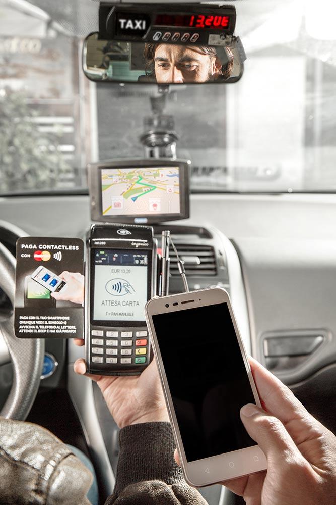 Il cellulare come un bancomat: con Vodafone Pay