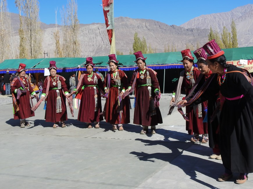 Nubra Cultural Group