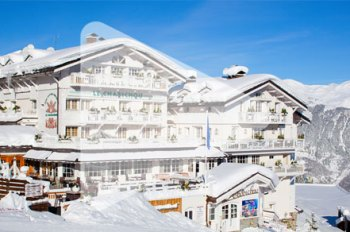 Le Chabichou 4*, Courchevel 1850