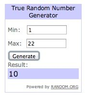 giveaway maggio