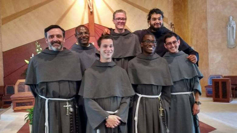 Newest Conventual Friars