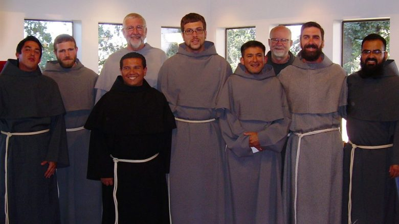Newest Conventual Novices