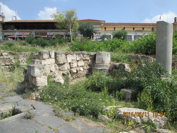 Businesses near Roman Road, Tarsus
