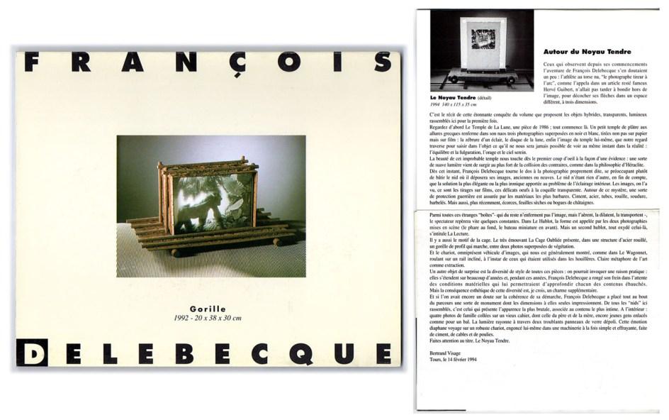 François Delebecque, Reims, 1992
