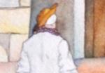 Chapelle Eygalières  détail 2