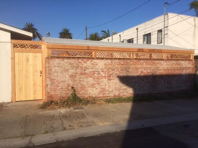 Wooden Fence Amp Gate Carpentry Manhattan Beach Los