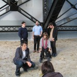 The Frank Horvat Band - Frank Horvat, Bram Gielen, Evan Tighe, Thom Gill, Felicity Williams